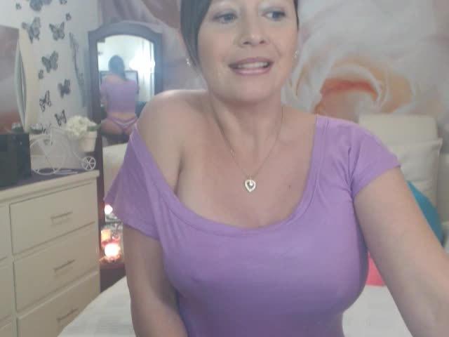 Hot sensual MILF