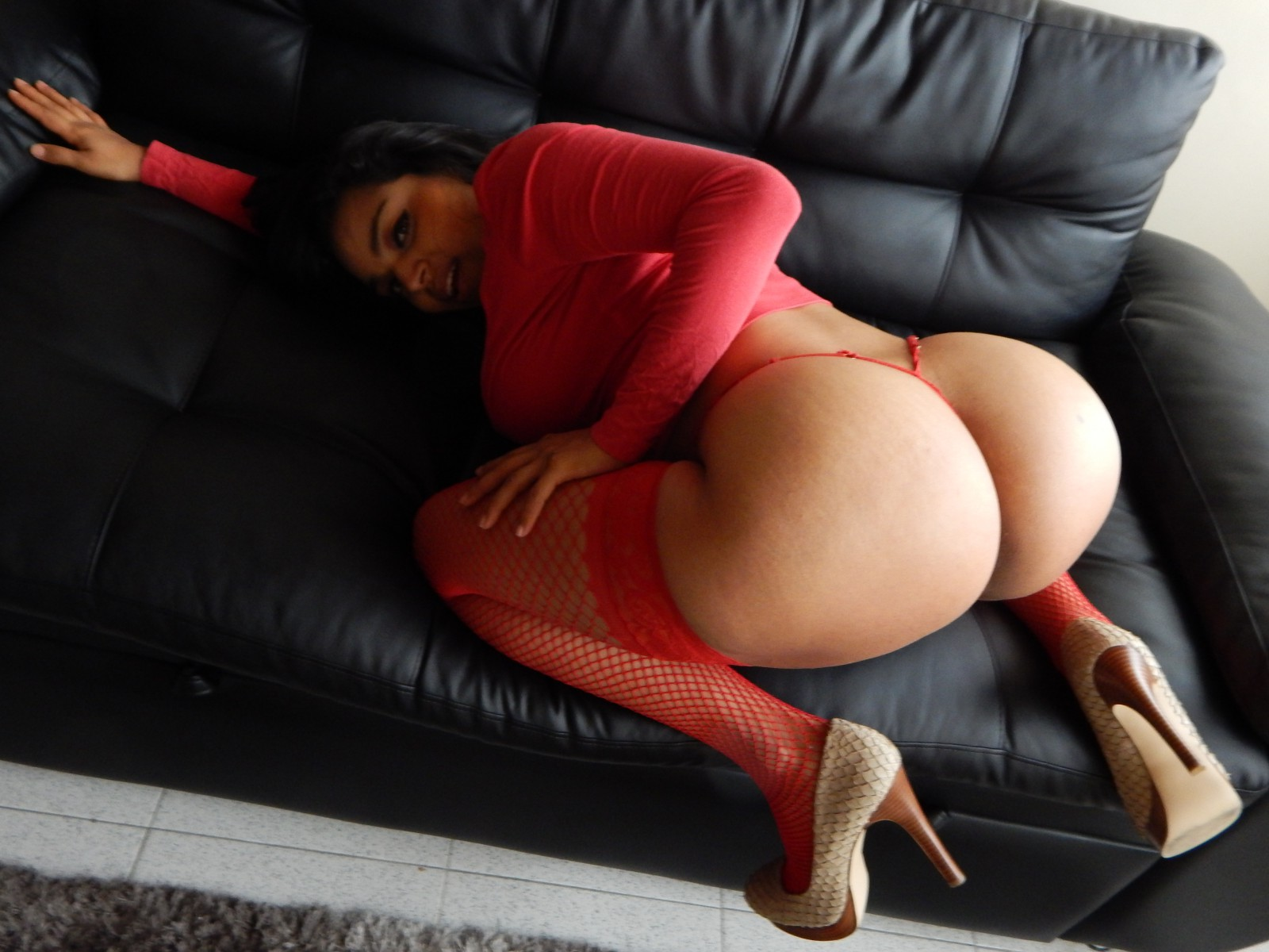 Big ass 1-on-1 XXX Cam